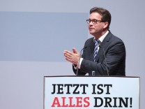 Florian Pronold beim Landesparteitag der bayerischen SPD