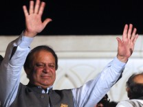 Wahlsieger in Pakistan Nawaz Sharif