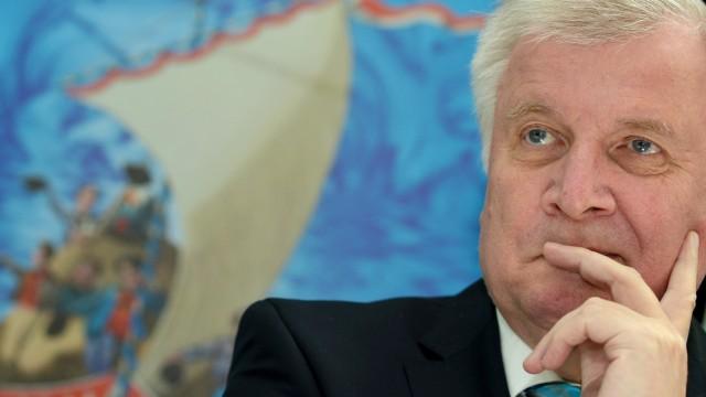 Horst Seehofer, SZ-Umfrage, Bayern-Monitor, Alleinregierung