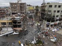 Bombenanschlag in Reyhanli