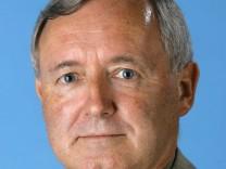 Justizstaatssekretär Max Stadler