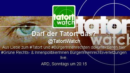 Twitter-Account @TatortWatch