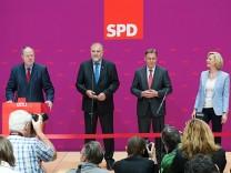 SPD, Peer Steinbrück, Klaus Wiesehügel, Bundestagswahl 2013, Schattenkabinett