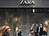 Zara-Geschäft in Madrid