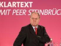 Peer Steinbrück, SPD, Heiko Geue