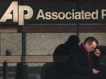 AP, Associated Press, USA, Nachrichtenagentur, Journalisten