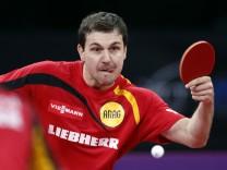Timo Boll, Tischtennis WM Paris
