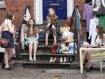 "Zweite Staffel ""Girls"""
