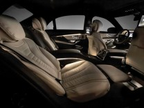 New Mercedes-Benz S Class presented in Hamburg