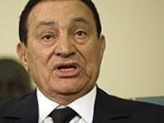 Hosni Mubarak Ägypten Präsident AFP
