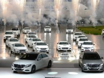 S-Klasse, Mercedes, Daimler, Zetsche