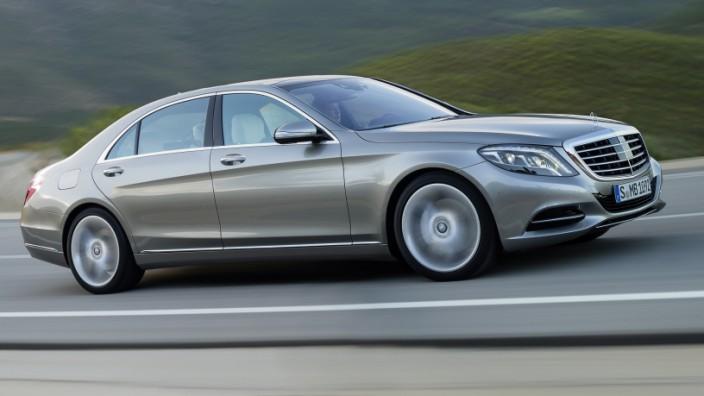Mercedes S-Klasse, Mercedes, S-Klasse, Mercedes-Benz