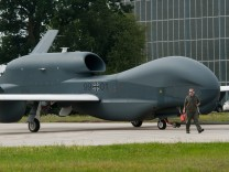 Euro Hawk Drohne