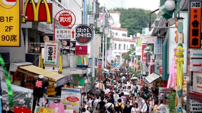 Japans Wirtschaft stärker gewachsen als erwartet