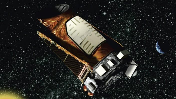 Kepler, Teleskop, Nasa, Weltraum