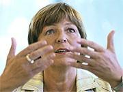 Ulla Schmidt; dpa