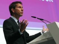 Obermann, Chef der Deutschen Telekom AG