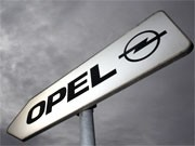 Opel. Reuters
