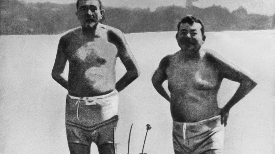 Als Friedrich Ebert vor 100 Jahren baden ging