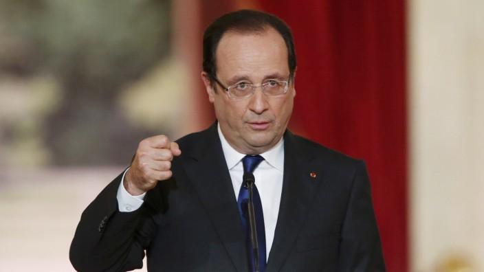 François Hollande Frankreich, Euro-Zone, Wirtschaftsregierung