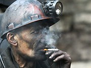 Minenarbeiter, Kohle