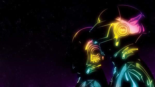 Thomas Bangalter, Guy-Manuel de Homem-Christo, die Elektro-Roboter von Daft Punk.