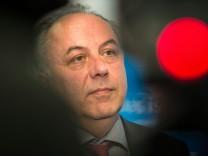 Thüringen Wirtschaftsminister Matthias Machnig