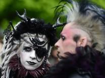 Wave-Gotik-Festival in Leipzig