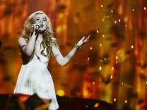 De Forest of Denmark performs during the final of the 2013 Eurovision Song Contest in Malmo