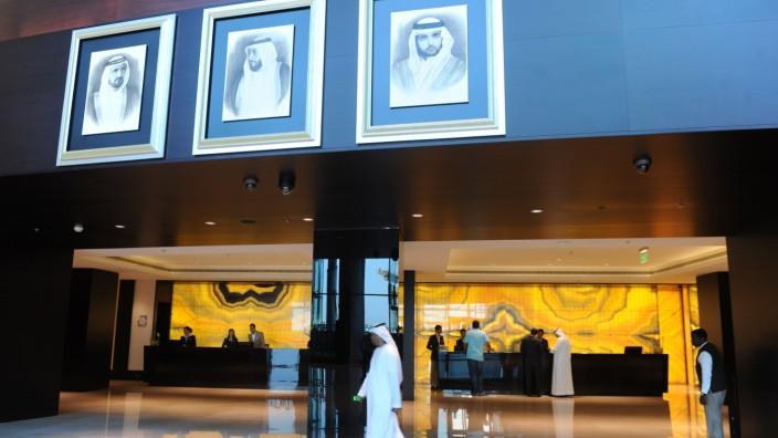 JW Marriott Marquis Dubai Hotel Tourismus