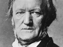 Komponist Richard Wagner.