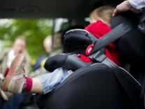 ADAC, Kindersitztest, Kindersitz, Stiftung Warentest