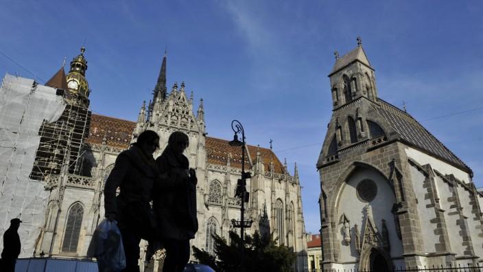 Kosice Slowakei Städtereise Städtetipps Reisetipps Košice Kathedrale