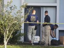 FBI-Einsatz in Orlando, Florida