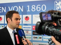 TSV 1860 Muenchen - Press Conference