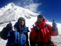 Yuichiro Miura Gota Mount Everest Weltrekord