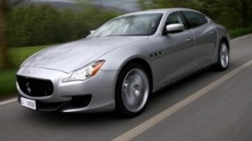 Quattroporte, Maserati Quattroporte, Sportwagen, Limousine