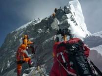 Mount Everest Hillary Step Himalaya Nepal