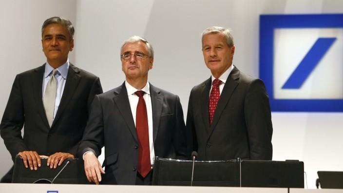 Deutsche Bank Führungspersonal