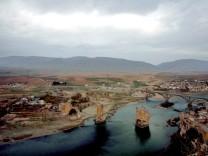 Türkische Wissenschaftler gegen Ilisu-Staudamm