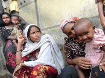 Zwei-Kind-Politik Myanmar