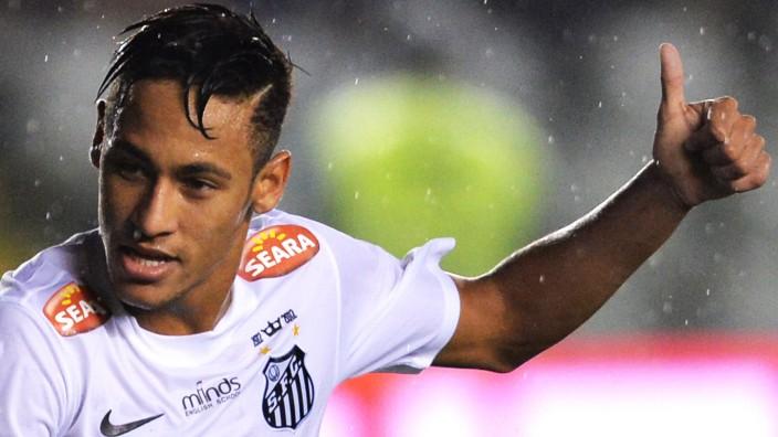 FBL-COPA DO BRASIL-SANTOS FC-JOINVILLE-NEYMAR