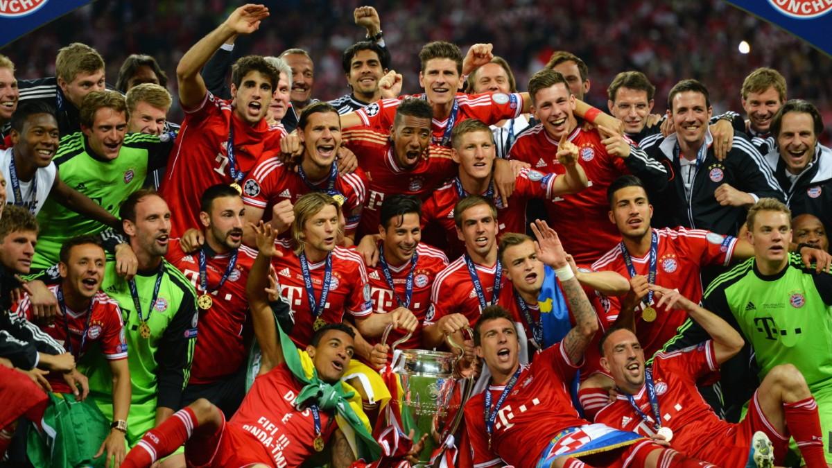 FC Bayern in der Champions League: So gut wie 2013?