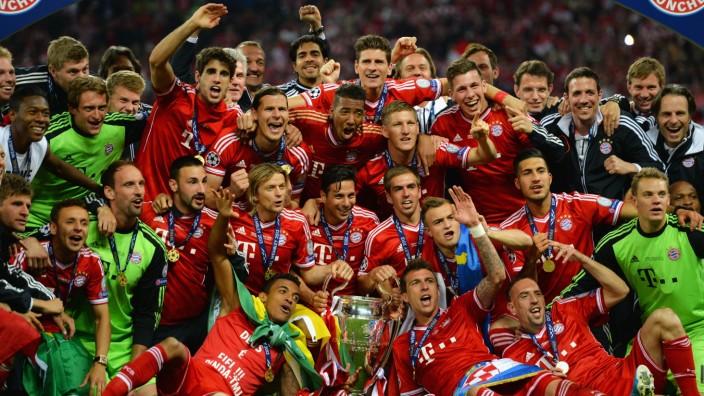 Borussia Dortmund v FC Bayern Muenchen - UEFA Champions League Final