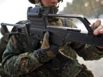 G36-Sturmgewehr von Heckler & Koch, Waffenexporte, Regierung, Rüstungsindustrie