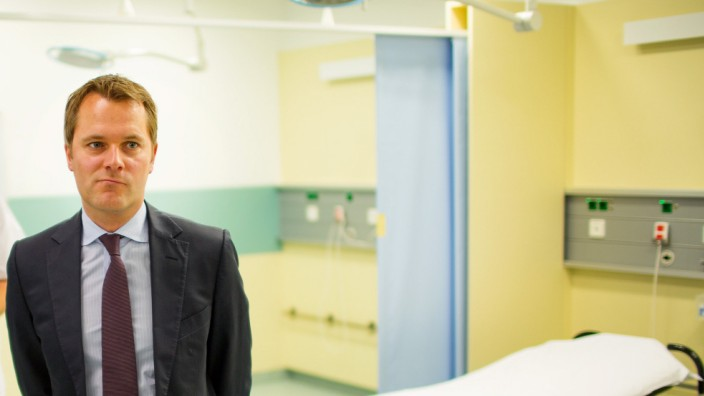 Bundesgesundheitsminister Daniel Bahr FDP Ärzte