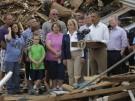 US-Präsident Obama im Tornado-Katastrophengebiet