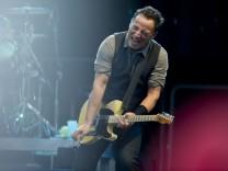 Bruce Springsteen, Olympiastadion, München Start Deutschland-Tournee