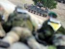 Soldaten der Bundeswehr auf dem Gefechtsübungszentrum bei Letzlingen