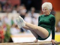 Senioren beim Sport